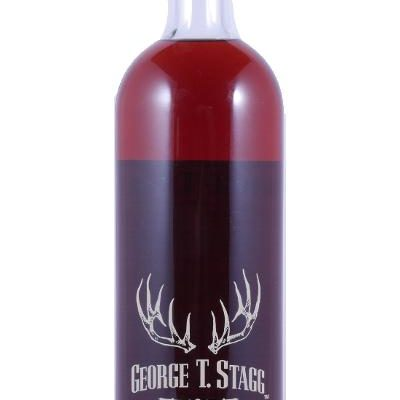 G T Stagg 2001 Barrel Proof