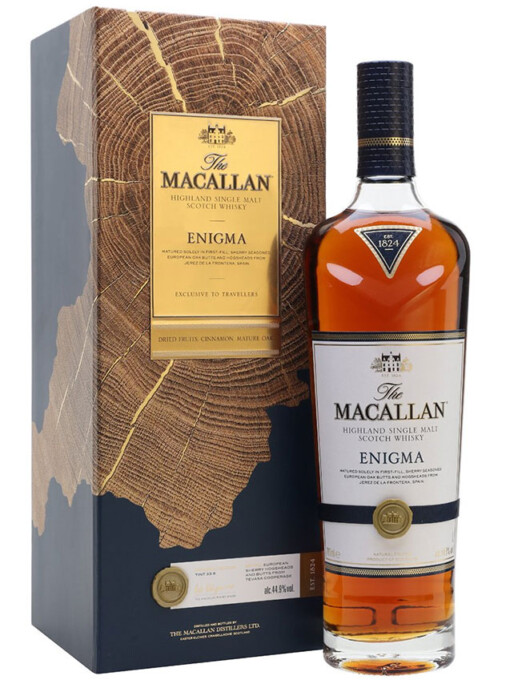 The Macallan Enigma Whisky