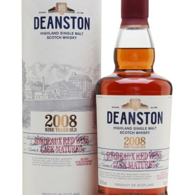 Deanston 2008 Red Wine Cask