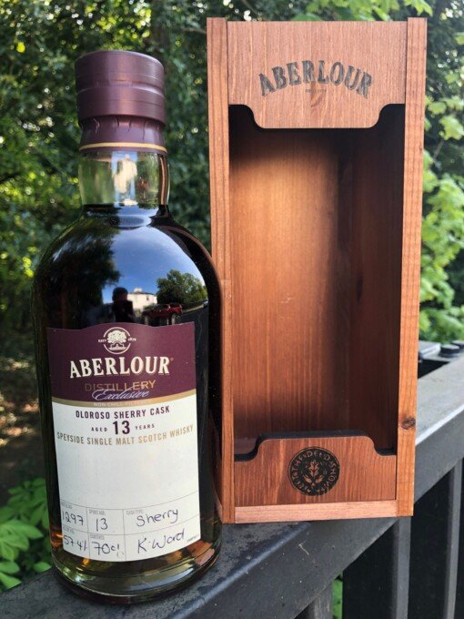 13 Year Old Oloroso Dist Excl 2019