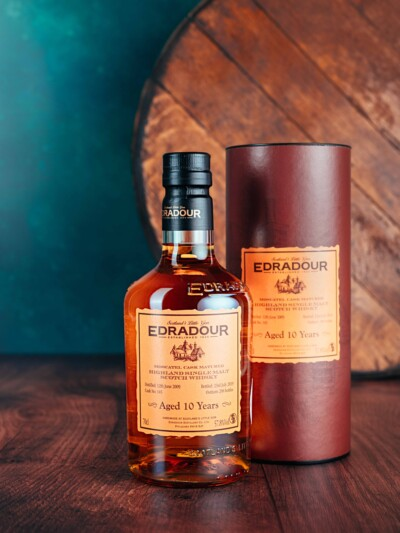 Edradour Moscatel Cask Matured 10 Year Old 57.8%