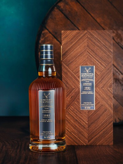 Linkwood 39 Year Old 1981 Cask #4958 Gordon & MacPhail Private Collection