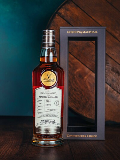 Tormore 26 Year Old First Fill Sherry Butt Connoisseurs Choice